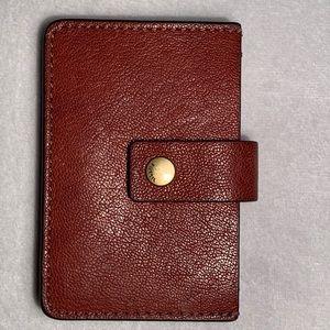 Fossil wallet/ card holder